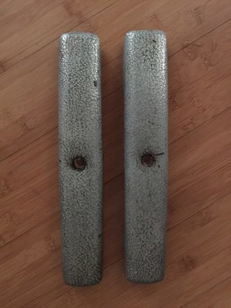 Old Metal Porch Glider Parts Vintage Metal Gliders Old
